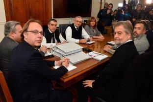 Se desarrolla la segunda reunión por la transición en el gobierno provincial