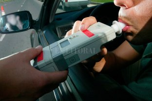 Se realizarán controles de alcoholemia simultáneos en 23 provincias