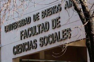 Sigue la polémica: la Facultad de Cs. Sociales de la UBA aprobó el uso del lenguaje inclusivo