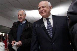 """Lifschitz acompañó a Lavagna a La Rural y dijo que agro """"es el futuro de Argentina"""""""