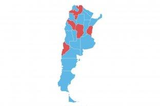 Mapa: los diferentes límites de alcoholemia en Argentina
