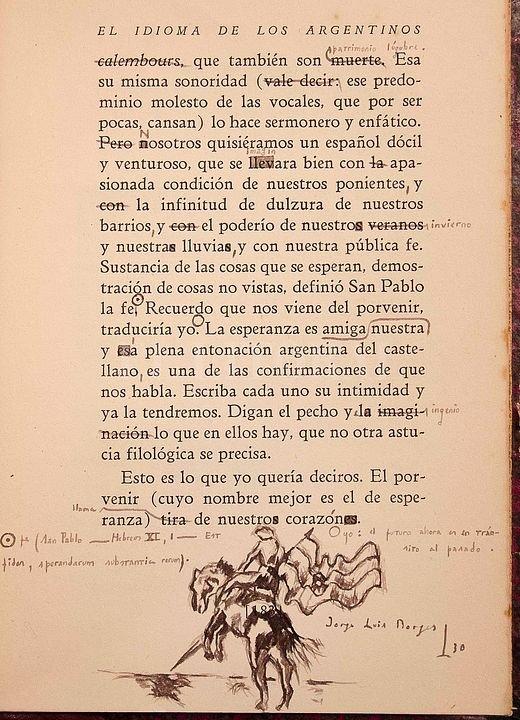 """Resultado de imagen para Subastan revista-mural """"Prisma"""" que Borges dedicó a Macedonio Fernández"""