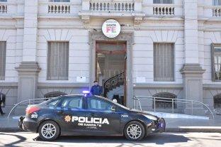 Cuantioso golpe en el Registro Civil de Santa Fe