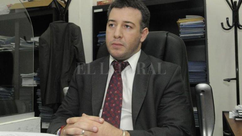 Ex fiscal Fernando Rodrigo. <strong>Foto:</strong> Captura digital