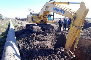 La provincia continúa mejorando el acceso al agua potable y las cloacas