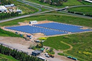 La provincia invierte más de 8 mil millones en la generación de energías renovables