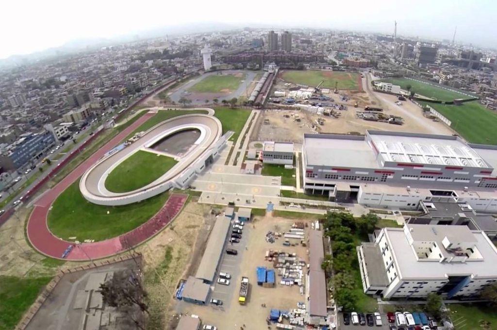Lima 2019. Después de varios días sin sol, apareció el febo para iluminar los juegos. Crédito: Archivo