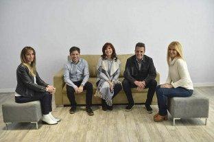 "Cristina Kirchner junto a Massa: ""Nos volvimos a juntar porque sino nos devoran los de afuera"""