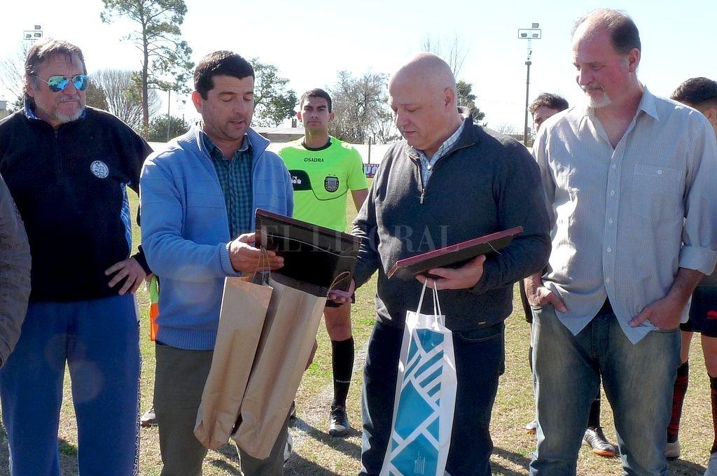 <strong>Foto:</strong> Gentileza Prensa Fútbol Amateur - UNL
