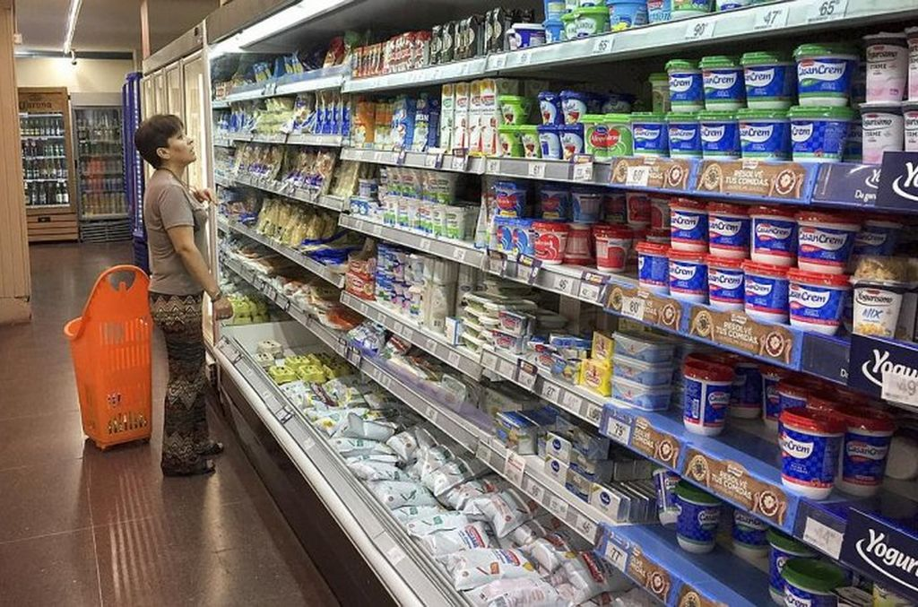 Junto con la escacez, el aumento en los precios impactó en el consumo. Crédito: Archivo El Litoral