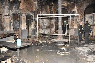 Incendio en el Birri: el Instituto Nacional del Teatro donará 1 millón de pesos para comenzar la reconstrucción