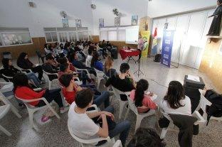 Comenzaron las capacitaciones para alumnos de escuelas técnicas y secundarias orientadas