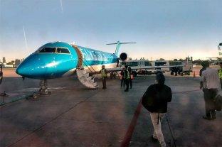 Por primera vez se puede volar entre Santa Fe y Reconquista
