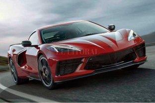 Corvette C8: músculo y fuerza