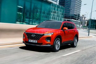 Hyundai All New Santa Fe 2019