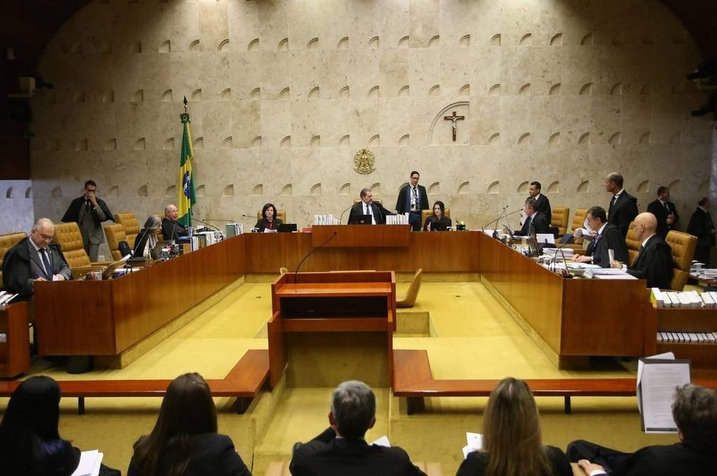 El Supremo Tribunal Federal (STF, corte suprema) de Brasil dejó la orden sin efecto hasta tanto se resuelva un pedido de hábeas corpus presentado por los abogados defensores del ex mandatario. <strong>Foto:</strong> O Globo