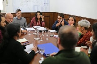 Funcionarios municipales recibieron a representantes del Centro Cultural El Birri