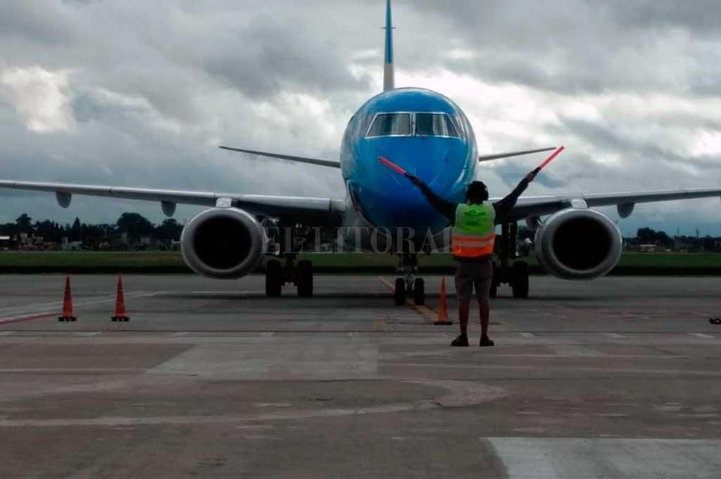 Crédito: Prensa Aeropuerto de Rosario