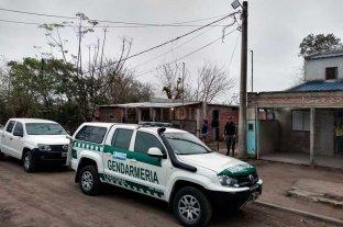Gendarmería secuestró armas,  municiones, drogas y dinero