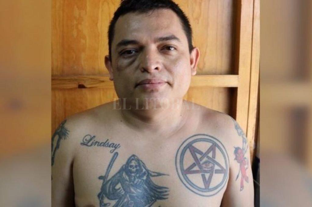 Wilber Orellana, acusado por el homicidio de César Canales <strong>Foto:</strong> Captura de pantalla