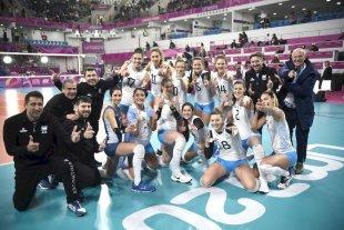Las Panteras vencieron a Brasil y se quedaron con el bronce