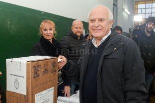 "Lifschitz: ""Lavagna es el único candidato que sale de la grieta"""