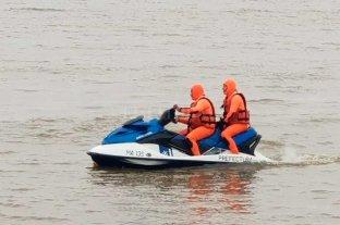 Siguen sin aparecer los pescadores perdidos en Punta Lara
