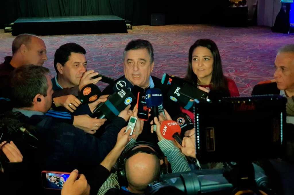 Mario Negri. Diputado nacional por Cambiemos <strong>Foto:</strong> Gentileza La Voz del Interior