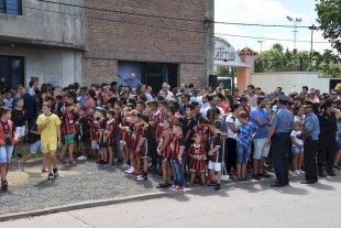 Se inaugurará el estadio Emiliano Sala
