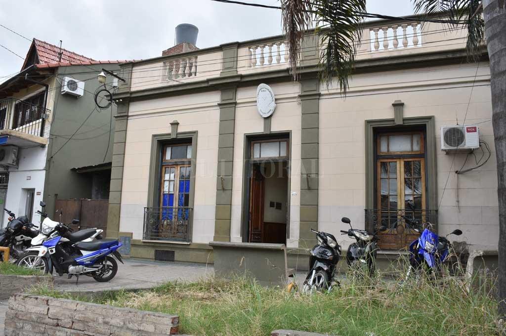 El hecho ocurrió  en una casa que está a una cuadra y media de la seccional 6ta. <strong>Foto:</strong> Archivo El Litoral / Guillermo Di Salvatore