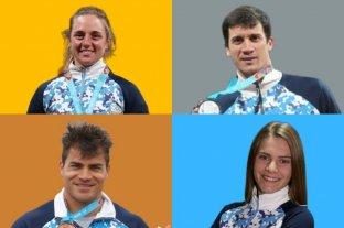 Uno por uno: el desempeño de los deportistas santafesinos en Lima 2019