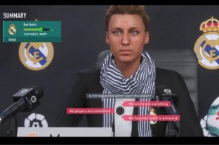 FIFA 20: por primera vez se podrá elegir a una mujer para que maneje el equipo
