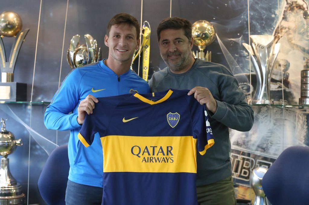 Crédito: Twitter Boca Juniors