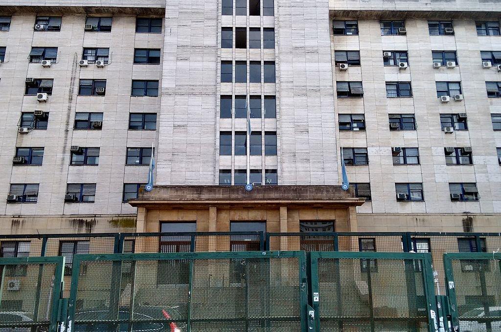 Tribunales de Comodoro Py, en la Ciudad de Buenos Aires. <strong>Foto:</strong> Archivo El Litoral