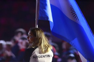 """Delfina Pignatiello: """"Como equipo nos pusimos la diez y trabajamos todos juntos"""""""