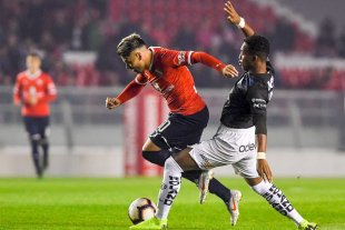 Copa Sudamericana: Independiente busca el pase a la semifinal