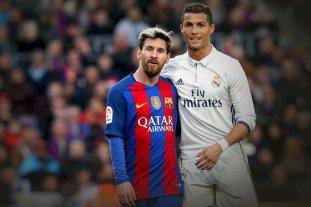 """Cristiano Ronaldo se comparó con Messi: """"Yo gané la Champions con clubes diferentes"""""""