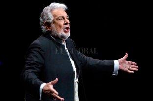 Plácido Domingo acusado de acoso sexual