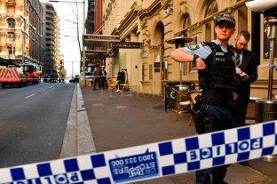 Sidney: Un muerto y un herido tras un ataque con un cuchillo