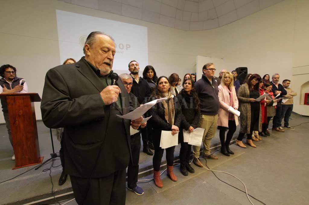 En el acto también hubo reconocimiento para miembros jubilados del Consejo Directivo. <strong>Foto:</strong> Mauricio Garín