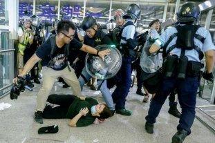 Recrudecen las protestas en Hong Kong