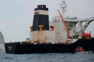 Reino Unido liberará al petrolero iraní