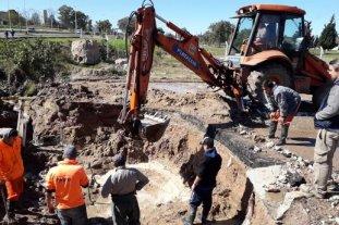 Paraná: desmienten que no habrá agua hasta el viernes