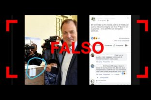 No, que la urna tenga una cinta rota no significa que haya habido fraude, como circula en redes