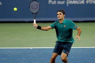 Federer fue demasiado para Londero en Cincinnati