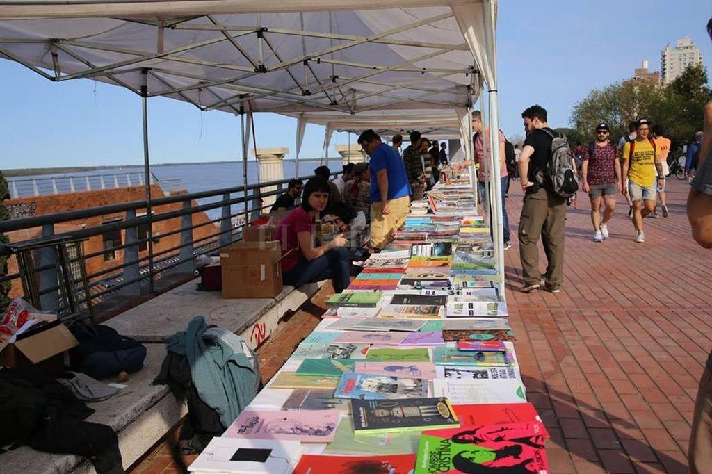 La Feria de Editoriales de Poesía que se desarrollará en septiembre como parte de las actividades del 27° FIPR. <strong>Foto:</strong> Gentileza MIC