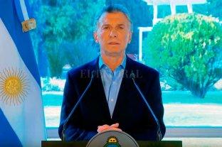 Macri pidió disculpas y anunció medidas