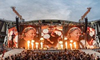 Metallica vuelve a la Argentina