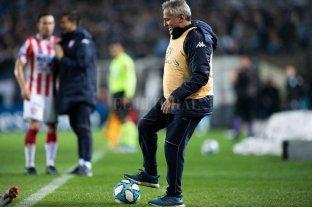 """""""Me gusta mucho cómo juega Unión"""", dijo Leo"""