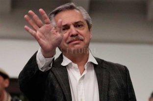 """Alberto Fernández expresó su deseo de """"terminar la grieta"""""""